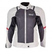 Női Motoros Kabát W-TEC Lucina 11274/fekete-feher