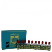 4711 For Men By Muelhens Gift Set - Includes Ten 0.1 Oz 4711 Travel Size In A Gift Pack --