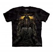 Playera 4d - Caballero-6246 Death Throne