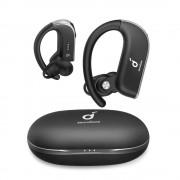 Casti True wireless Anker Soundcore Spirit X2, Bluetooth 5.0, IP68, CVC 8.0, Negru