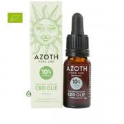 Azoth Bio CBD olie 10% - 10ml