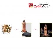 Cubicfun Big Ben Londra Anglia Puzzle 3D 28 de piese