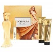 Paris Hilton Gold Rush EDP 100 ml+Roll 6 ml+BL 90ml+Gel 90ml