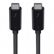 Belkin Thunderbolt 3 Cable - кабел USB-C към USB-C (200 см.) с поддръжка на 5K