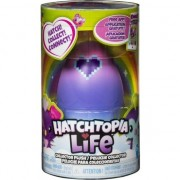 Jucarie de plus Hatchimals - Hatchtopia Life, surpriza in ou