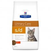 Hill's Prescription Diet -5% Rabat dla nowych klientówHill's Prescription Diet Feline Urinary Dissolution s/d - 1,5 kg Niespodzianka - Urodzinowy Superbox! Darmowa Dostawa od 89 zł i Promocje urodzinowe!