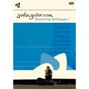 Chocolate Cake Productions Justinguitar.com: Really Useful Strumming Techniques - Volume 1 (DVD PAL)