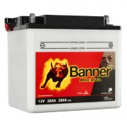 Banner Y60-N24L-A Bike Bull motorkerékpár akkumulátor - 52816
