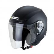 W-tec Moto Helma W-Tec Nankko Matt Black Xl (61-62)