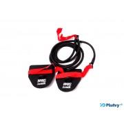 BornToSwim Posilňovacie plavecké gumy Born To Swim obtiažnosť: stredná červená