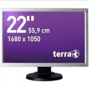 """Wortmann AG Terra 2230W, Greenline Plus 22"""" TN+Film Nero, Argento monitor piatto per PC"""