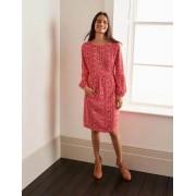 Boden Kirschrot, Kleines Blumenmuster Serena Kleid Damen Boden, 40 PET, Red