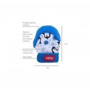 Nuby mordedera de guante de silicona para Bebé +REGALO