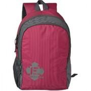 F Gear Castle Magenta 24 Liters Rugged Base Backpack