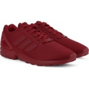 ADIDAS ORIGINALS ZX FLUX Sneakers For Men(Red)