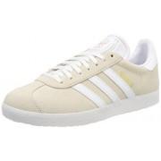 Adidas Gazelle-B41646 Zapatillas para Hombre, Linen/Footwear White, 7.5
