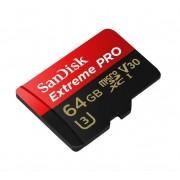 Sandisk extreme pro microsdxc 64 gb 100 mb/s a1 class 10 uhs-i v30…