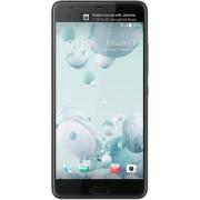 "Telefon Mobil HTC U Ultra, Procesor Quad Core 2.15/1.6 GHz, Super LCD 5, Capacitive touchscreen 5.7"", 4GB RAM, 64GB Flash, 12MP, 4G, Wi-Fi, Dual Sim, Android (Alb) + Cartela SIM Orange PrePay, 6 euro credit, 6 GB internet 4G, 2,000 minute nationale si int"