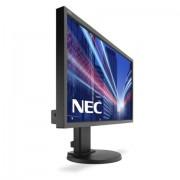 """NEC MultiSync E243WMi Monitor 24"""""""" LED IPS Full-HD 1920x1080 Tempo di risposta 6ms Contrasto 1000:1 Luminosità 250 cd / m2"""