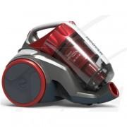 Hoover Ks50pet 011 Aspirapolvere A Traino Senza Sacco Classe A+ Colore Rosso