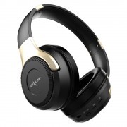 ZEALOT B26 Over-ear Wireless Bluetooth Headphone with Mic Support TF Card/Aux-in - Black / Gold