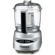 Cuisinart Mini-Prep Plus 3-Cup Food Processor Silver 500 W Food Processor(Chrome)