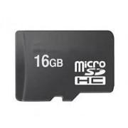 MicroSD-kaart 16 GB met adapter