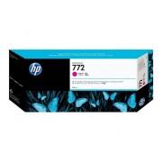 HP Cartucho de Tinta Original HP 772 de 300 ML CN629A Magenta para DesignJet HD Pro MFP, Z5200, Z5200 PostScript, Z5400 PostScript ePrinter