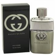 Gucci Guilty For Men By Gucci Eau De Toilette Spray 1.7 Oz