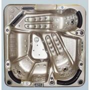 items-france BENIDORM - Spa systeme balboa 220x220x95 avec 101 jets