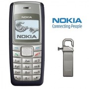Nokia 1110 / Good Condition/ Certified Pre Owned (6 months Warranty) with 64GB Pendrive