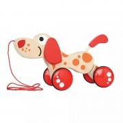 Hape Jouet Hape à trainer chien multi poses - Jouets Bio Hape