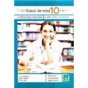 Eseuri de nota 10. Romana pentru BAC - Aurelia Nedelcu Janet Popoiu