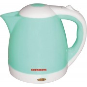 Sowbaghya Sparkle Electric Kettle(1.5 L, Green)