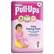 Pannolini huggies pull-ups girl medio 16pezzi
