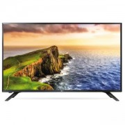 Телевизор LG 43LV300C, 43 LED HD TV, 1920x1080, DVB-T2/C/S2, Hotel Mode, USB Cloning, HDMI, RS-232C, 2 Pole Stand, Черен, 43LV300C