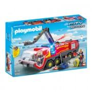 PLAYMOBIL® City Action Luchthavenbrandweer met licht en geluid 5337
