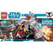 Lego - 8019 - Jeu De Construction - Star Wars - Republic Attack Shuttle