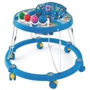 Ehomekart Blue Sunny Round Walker for Kids