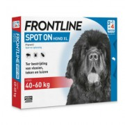 Frontline Hond Spot-On XL 4 pip (40-60kg)