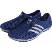 Falcon18 Falcon18 Super Comfortable, Premium Quality Men's Slip-on and Crocs Clogs For Men(Blue)