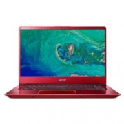 "Лаптоп Acer SF314-54-549L(NX.GZXEX.004)(червен), четириядрен Kaby Lake R Intel Core i5-8250U 1.60/3.40GHz, 14.0"" (35.56 cm) Full HD дисплей(HDMI), 8GB, 256GB SSD, USB 3.1 Type C, Windows 10 Home, 1.83kg"
