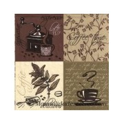Paquete servilletas Coffee