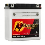 Banner YB5L-B Bike Bull motorkerékpár akkumulátor - 50512