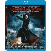 Abraham Lincoln. The vampire hunter BluRay 2012