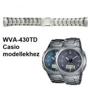 WVA-430TD Casio fémszíj
