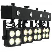 EuroLite LED KLS-180 COB LED Set completo