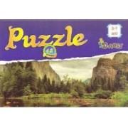 Puzzle - Colectia Peisaje 4 - 48 de piese 3-7 ani