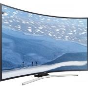 Televizor LED Samsung UE65KU6172, curbat, smart, Ultra HD, PQI 1400, 65 inch, DVB-T2/C/S2, negru