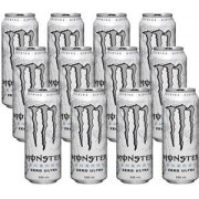 Monster Cable Energy Ultra White (12 x 500 ml)